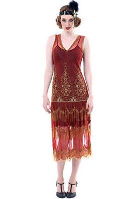 Платья в стиле 20-х годов | Кому подходят и с чем носить платья в ...