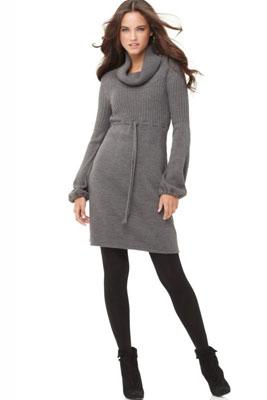 Платье Пуловер Купить