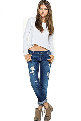 Низкая талия джинсы с доставкой