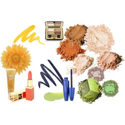 Имидж и одежда для цветотипа осень