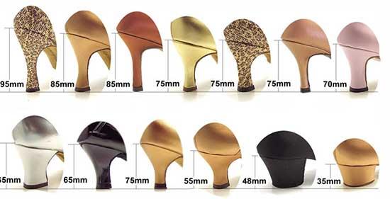 Обувь Shoes-heel4
