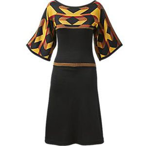 Платье комбинированное своими руками 32