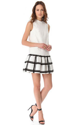 ca8b1f0a2b2da17 Платье с заниженной талией | Кому подходит и с чем носить платье с ...