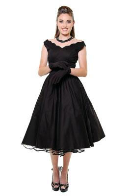Платья на вечер стиляги