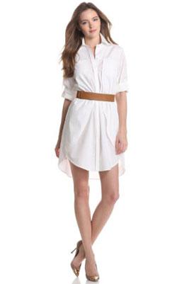 Платья рубашка короткие рукава