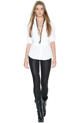 Женские узкие брюки   С чем носить узкие брюки 9250586de95