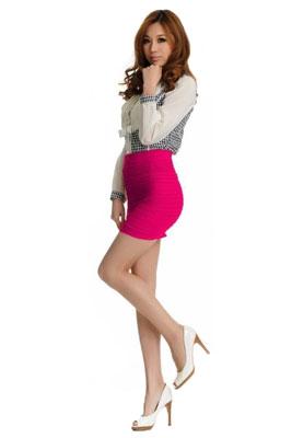Мини юбки на девках фото 190-127