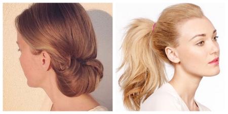 Укладка на длинные волосы: фото