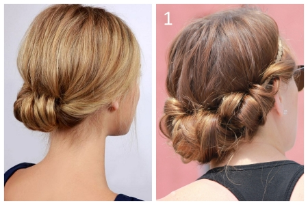 pricheski-na-srednije-volosy-1 Прически на средние волосы: 100 фото самых стильных укладок