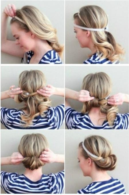 pricheski-na-srednije-volosy-3 Прически на средние волосы: 100 фото самых стильных укладок