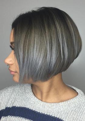 Каре на средние волосы: фото