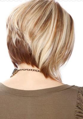 боб - каре на средние волосы: фото