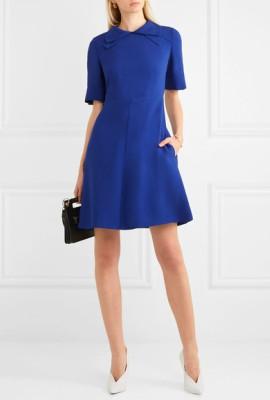 Платье мини для женщин низкого роста