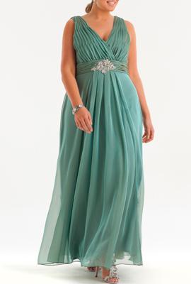Платье фасона ампир