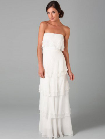 Платья с пайетками в греческом стиле