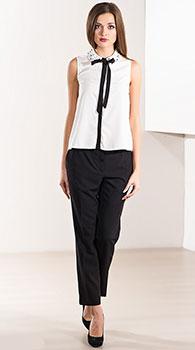 03fbd0d6db42 С чем носить женские укороченные брюки | Какой длины должны быть ...