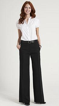 Классические женские брюки больших размеров доставка