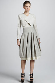 Платья и юбки баллоны